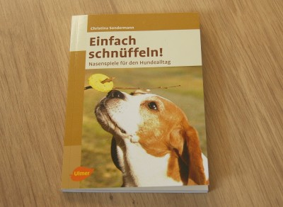 """Christina Sondermann """"Einfach schnüffeln!"""""""