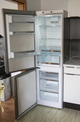 Neuer Kühlschrank