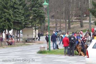 Sachsen Dreier Zwischenstation Talsperre Kriebstein